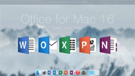 Microsoft Office On Mac by Microsoft Office For Mac 2016 By Jasonzigrino On Deviantart