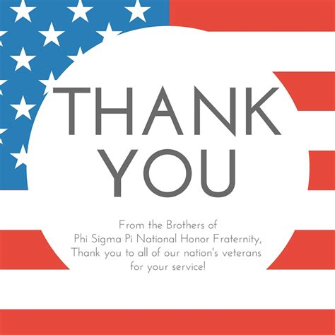 thank you card for veterans word template 5 ways to honor our veterans on this veterans day phi
