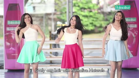 dance tutorial philippines palmolive hair bounce dance tutorial with julia janella