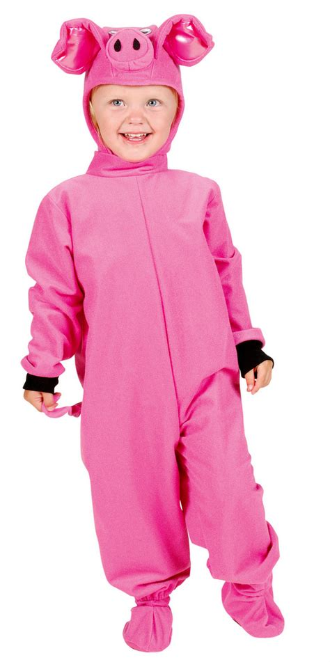pig costume for deluxe infant toddler microfiber pig costume apple costumes see all