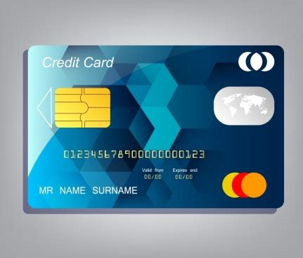 credit card graphic template credit card template coreldraw free vector