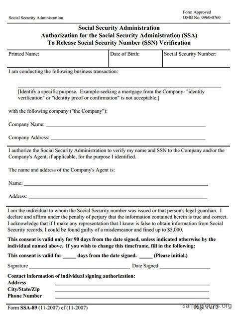 social security form pimenovaekaterina77 ssi application form