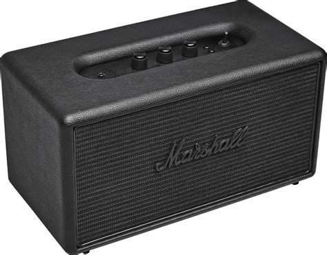 Speaker Bluetooth Stereo marshall stanmore wireless bluetooth stereo speaker system ebay