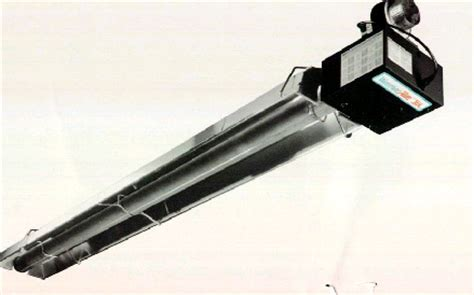 Ceiling Hung Heaters by Weather Rite Llc Expands Product Line To Include Gas Fired