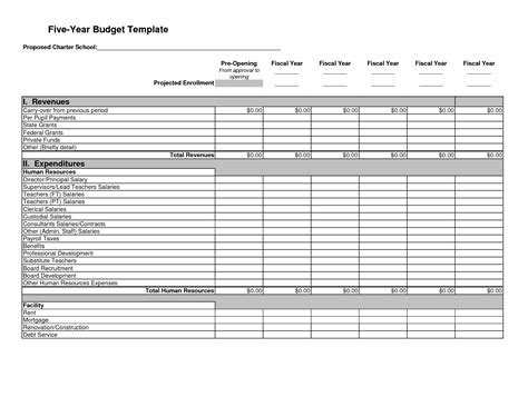 school budget template best photos of sle college budget college student