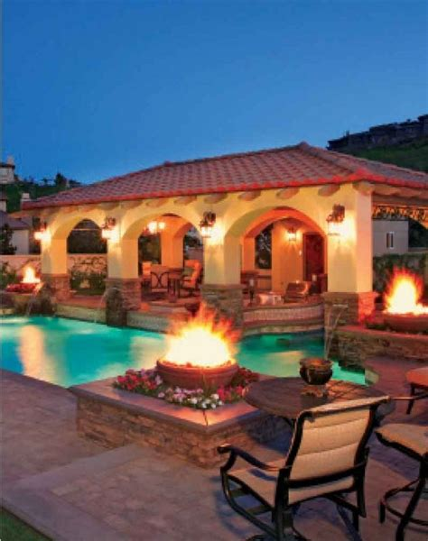 backyard in spanish backyard in spanish lawn garden splendid spanish style outdoor with small pond and