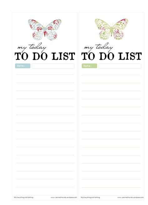 printable notepad to do list 301 moved permanently
