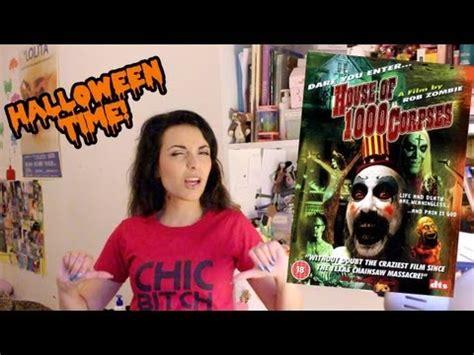 barbiexanax film film la casa dei 1000 corpi halloween time youtube