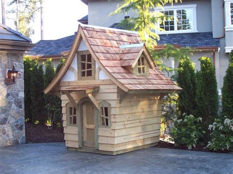 cottage playhouse plans now photo