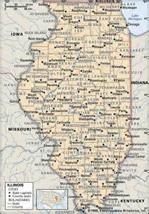 Map Of Illinois Counties by County Maps Of Illinois Images