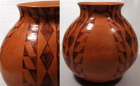 southwest indian pottery contemporary mojave tribe
