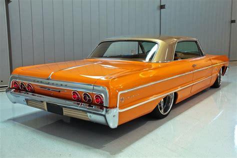 orange impala image gallery 64 impala orange