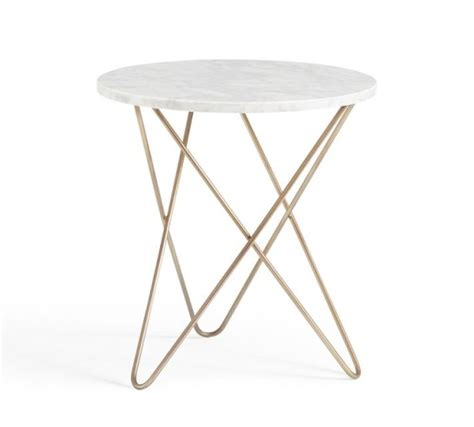 marble top side table 2016 pottery barn buy more save more sale save 25 on new