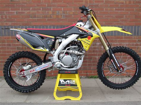 off road motocross bikes for suzuki rmz rm z 250 2015 yoshimura edition mx off road