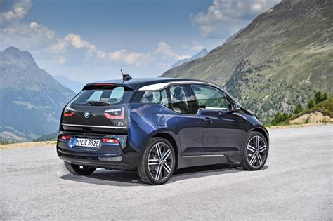 bmw i3 2018 bmw i3s adds a sporty model to the i3 lineup the