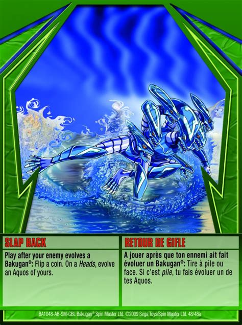 Slapped Back In This Time For The 45 Days There Is A God by Bakugan Battle Brawlers Bakugan Toys All Things