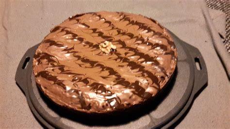 kuchen schokolade walnuss schokolade kuchen rezept mit bild