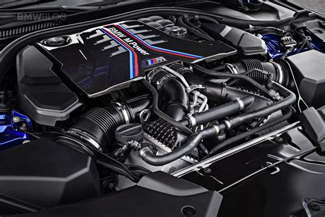 Bmw Engine by World Premiere 2018 Bmw M5 600 Hp And Awd