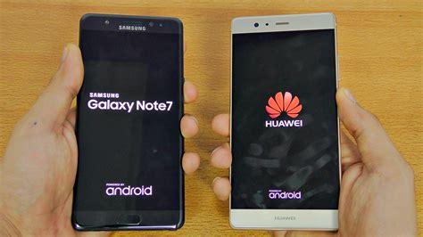 Harga Samsung S7 Edge Dan Iphone 7 Plus adu fitur dan spesifikasi samsung galaxy note 7 vs huawei