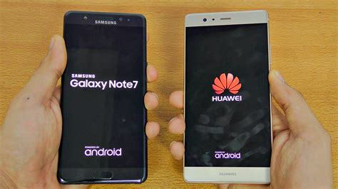 Harga Samsung S7 Note 7 adu fitur dan spesifikasi samsung galaxy note 7 vs huawei