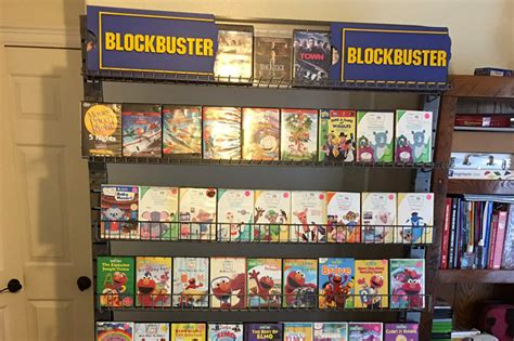 blockbuster at home plans parents build autistic son his own mini blockbuster ew com