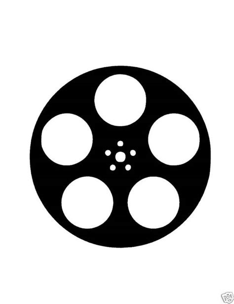 Home Movie Theater Decor by Home Theater Metal Wall Art Decor Movie Film Reel Ebay
