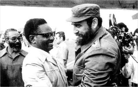 Samora Top Black independencia de angola en profundidad telesur