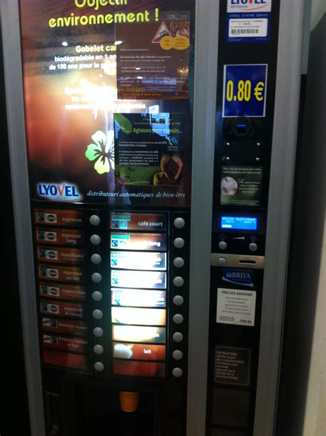 Coffee Vending vendingchat offers you free vending machines and locating