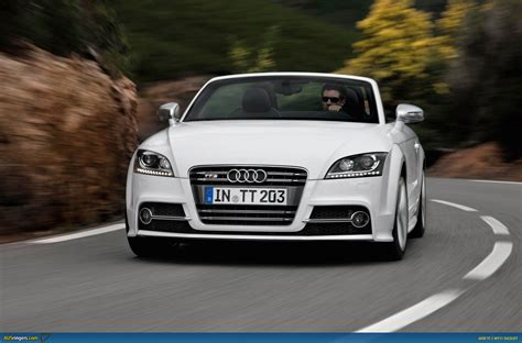 Audi Tt Facelift by Ausmotive 187 Audi Tt Facelift Official Details