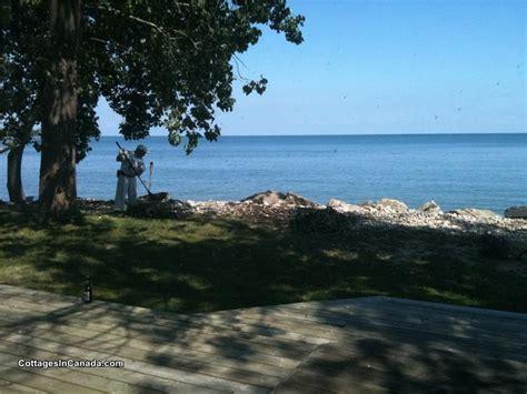 big blue pelee island pelee island cottage rental gl