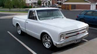 supercharged 1968 chevy c10