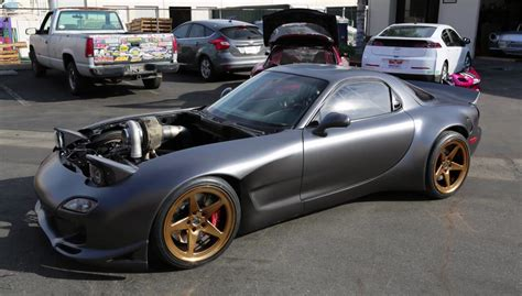Rob Dahm S Project Ahura Rx7 The Ultimate Rotary Engined