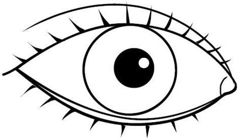imagenes ojos para colorear dibujos de ojos para colorear