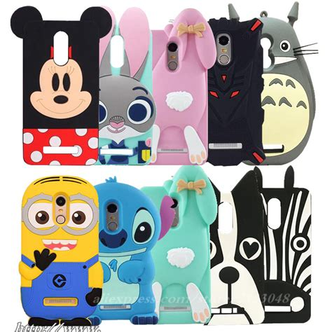 Xiaomi Redmi Note 3 3d Mickey Minnie Silicone Armor Bumper Tpu popular stitch buy cheap stitch lots from china stitch