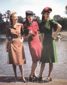 1940s fashion 3 land girls