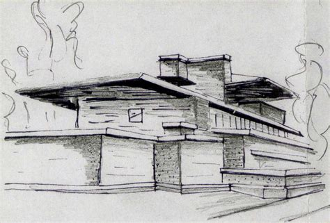 house sketch the gallery for gt robie house sketch
