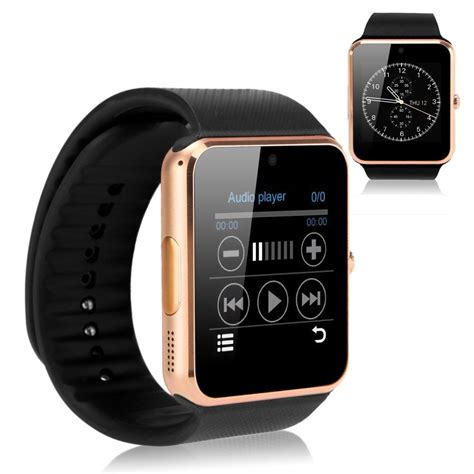 I One Smartwatch Android Ios 1 54 Quot Gt08 Bluetooth Smart For Android Ios