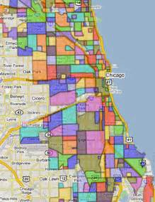 Map Of Chicago Neighborhoods by Chicago Neighborhoods Google Map