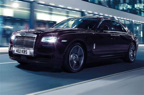 rolls royce front rolls royce ghost v specification gets close to 600 hp