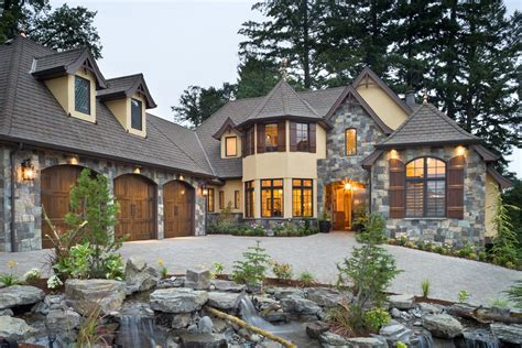 2012 house plans rivendell manor by bc custom homes represents mascord s 30th portland street of dreams home design