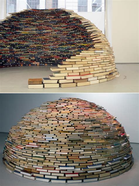 10 gorgeous buildings made out of books page 3 flavorwire