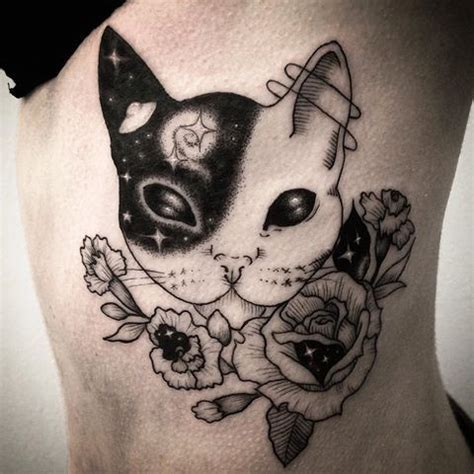tattoo cat dots nice cat gallery part 6 tattooimages biz
