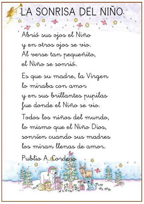 poema dedicado al dia del cesino alegres im 225 genes con poemas hermosos y cortos para ni 241 os