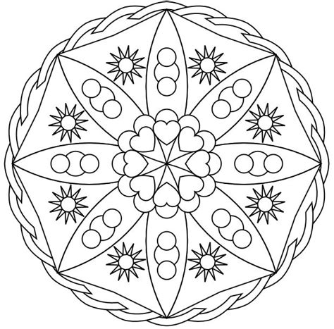 Acid Coloring Pages