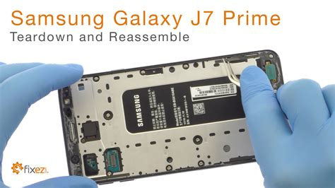 samsung galaxy  prime repair guides