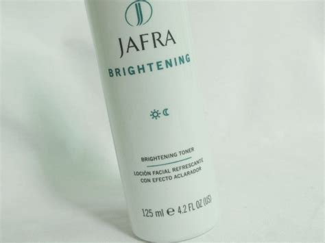 Toner Jafra jafra brightening toner review fashion lifestyle fashion lifestyle