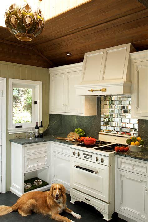 mirror in kitchen beautiful ways to add mirrors in the kitchen