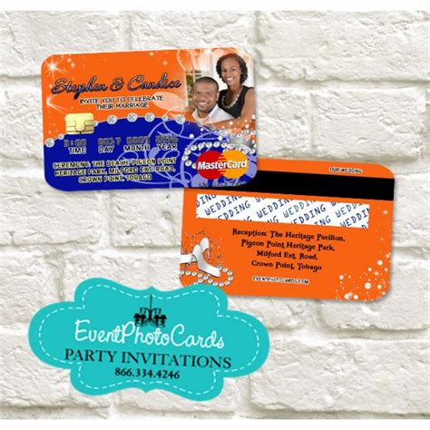 21 best credit card invitations images on quinceanera invitations credit cards and