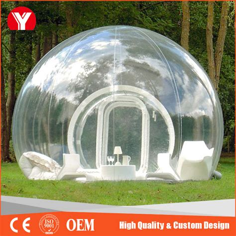 bubble tent 2016 hot inflatable bubble cing tent inflatable
