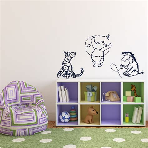 classic winnie the pooh wall decals for nursery winnie the pooh wall decal classic winnie the pooh tigger